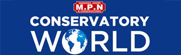 Conservatory World Logo